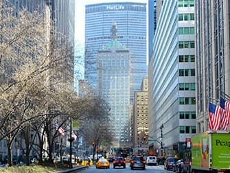 Superhelden Tour in New York - Park Avenue