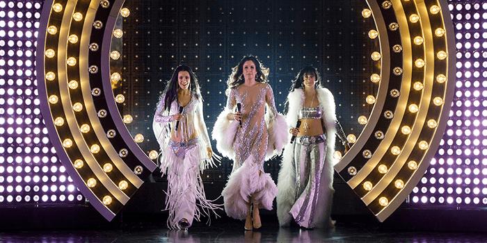 The Cher Show am Broadway Tickets - Besetzung