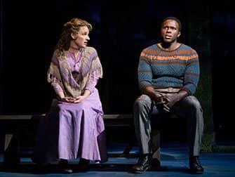 Carousel am Broadway Tickets - Julie und Billy