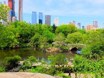 Unterschied zwischen New York Sightseeing Flex Pass und New York Explorer Pass - Central Park