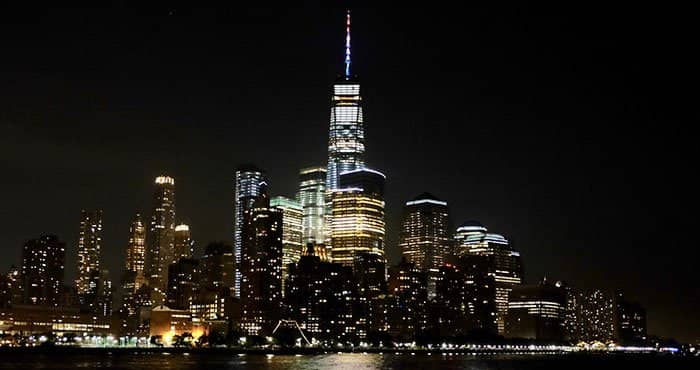 Helikopter- und Bootstour am Abend in New York - Bootstour