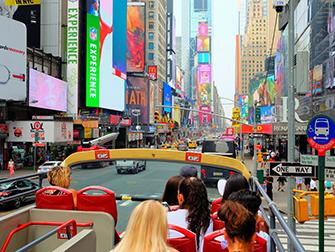 Unterschied zwischen New York Sightseeing Day Pass und New York Pass - Hop on Hop off Bus
