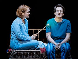 Harry Potter am Broadway Tickets - Harry und Ginny