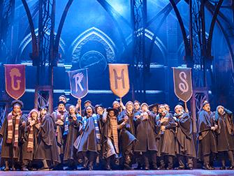 Harry Potter am Broadway Tickets - In Hogwarts