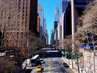 New York Architektur Tour - E 42nd Street