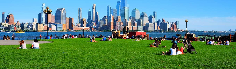 Die besten Parks in New York