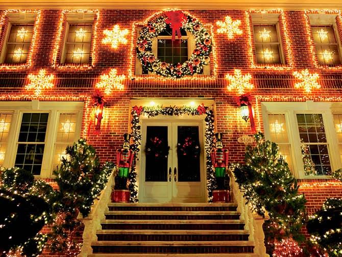 Dyker Heights Christmas Lights Newyorkcityde