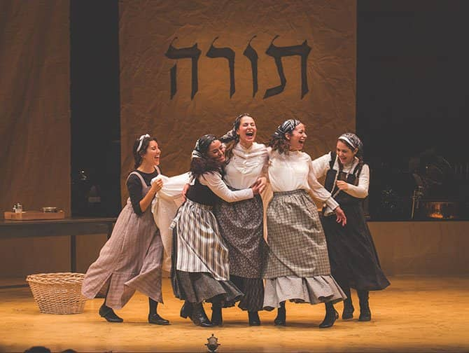 Fiddler on the Roof in New York Tickets - Lachen