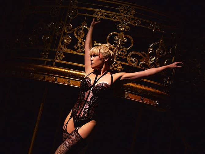 Moulin Rouge! The Musical am Broadway Tickets - Satine