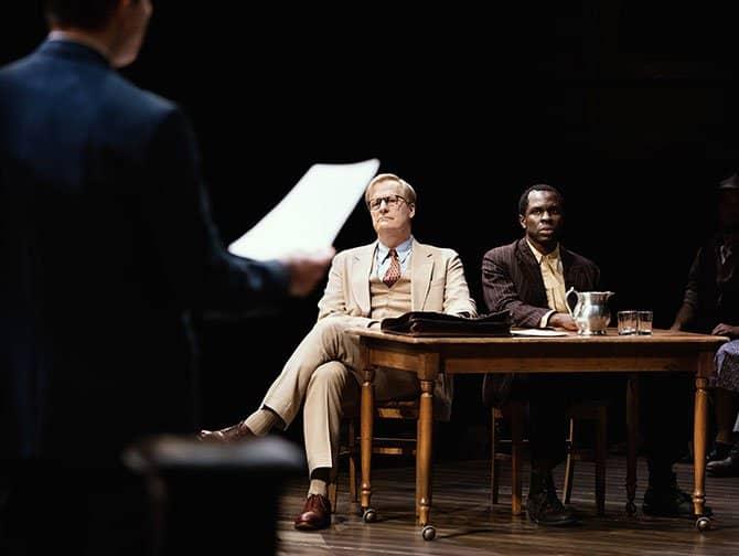To Kill a Mockingbird am Broadway Tickets - Vor Gericht