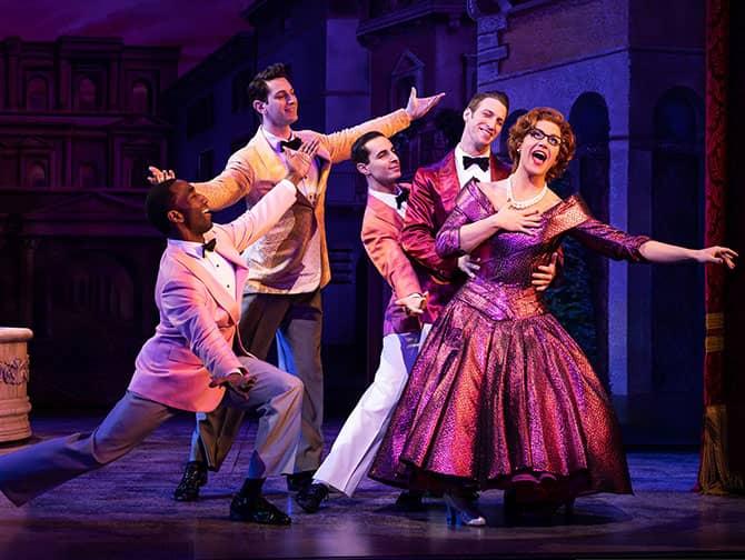 Tootsie am Broadway Tickets - Dorothy Michaels