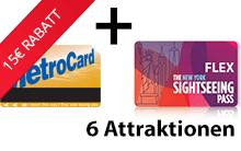 Unlimited + 6 Attraktionen