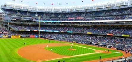 Ein Yankees Spiel sehen