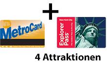 Unlimited + 4 Attraktionen