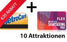 Unlimited + 10 Attraktionen