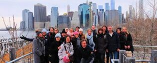 Gruppenreise nach New York