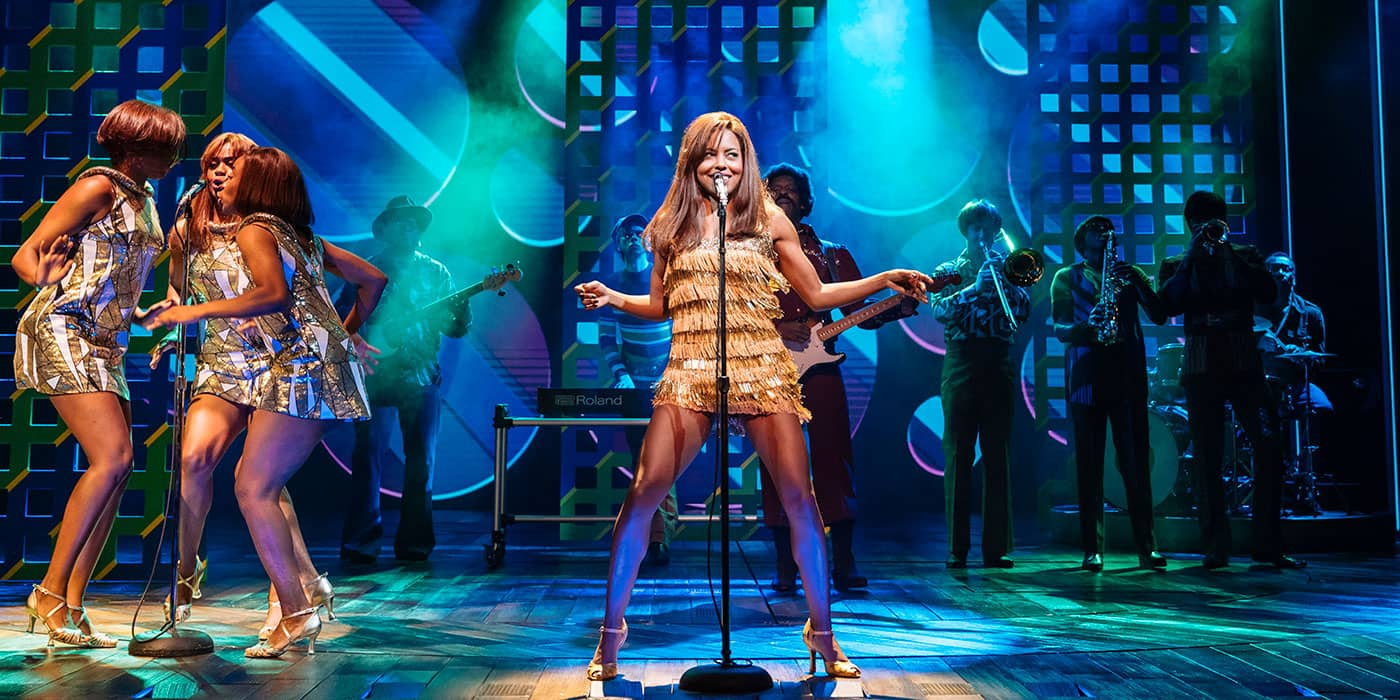 The Tina Turner Musical am Broadway Tickets - Auftritt