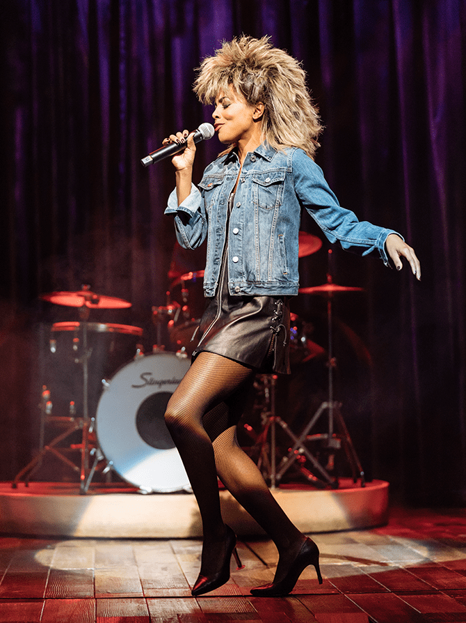 The Tina Turner Musical am Broadway Tickets - Ikone