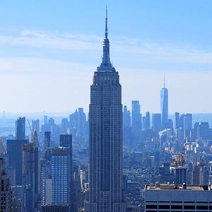 Top 10 Sehenswürdigkeiten in New York - Empire State Building