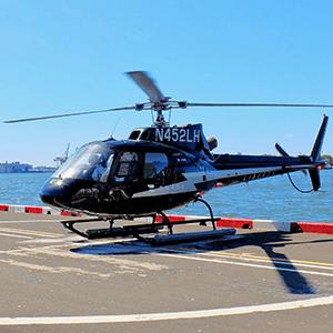 Top 10 Sehenswürdigkeiten in New York - Helikopter