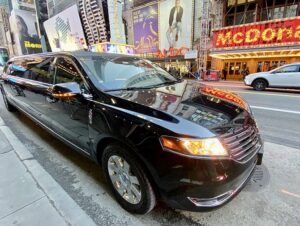 Limousine in New York mieten