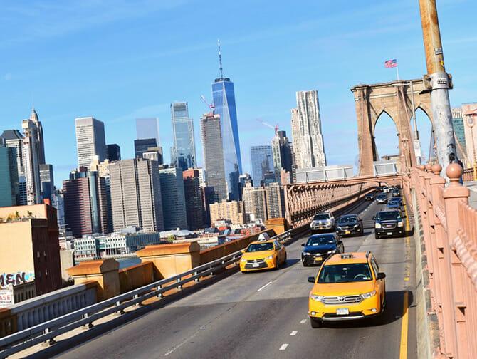Deutsche Stadtfuehrung New York