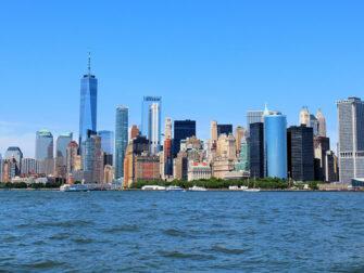 New York Wochenende - Bootstour Ausblick